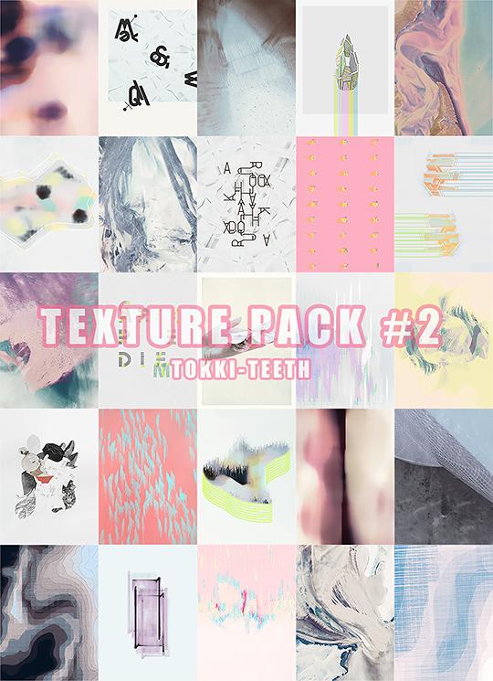 TEXTURE PACK #2 [Tokki-Teeth] by icarus-redemption