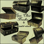 Open Chest Brushes