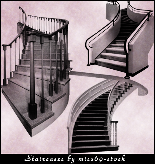 Stair Case Brushes