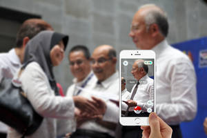 Najib - Pokemon Go3 by alfadhilakmal