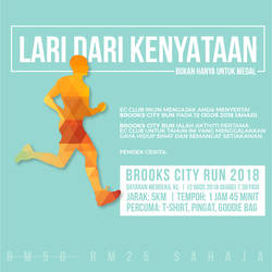 Poster - Fun Run by alfadhilakmal