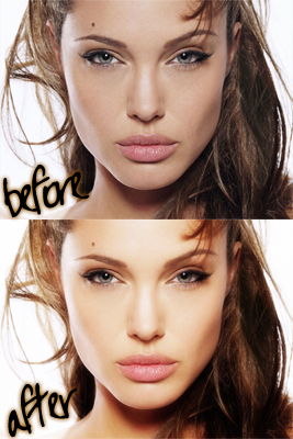 Skin Glow Enhancement by iScarlett
