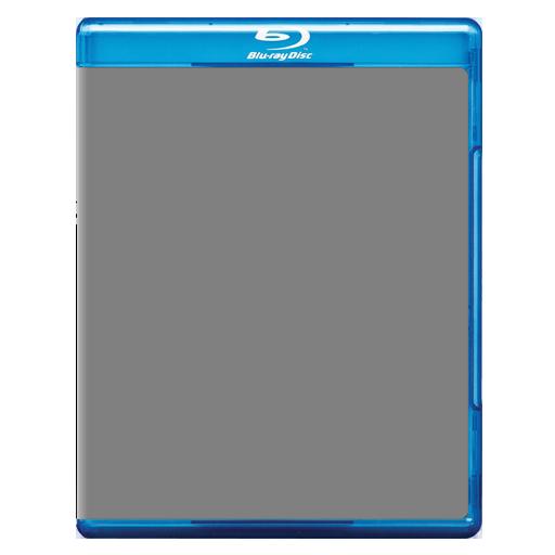 Movie folder icon Blu ray case Template for GIMP by enriquecoimbra