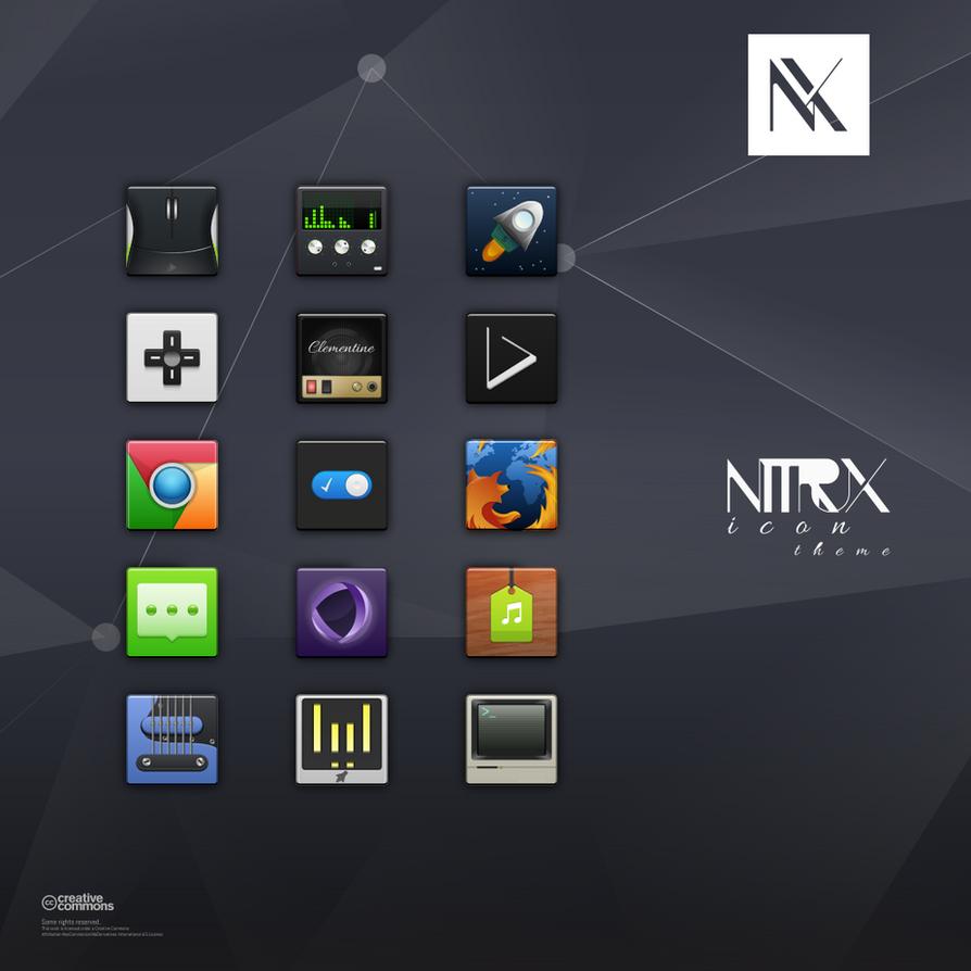 Nitrux by DevianTN7k1