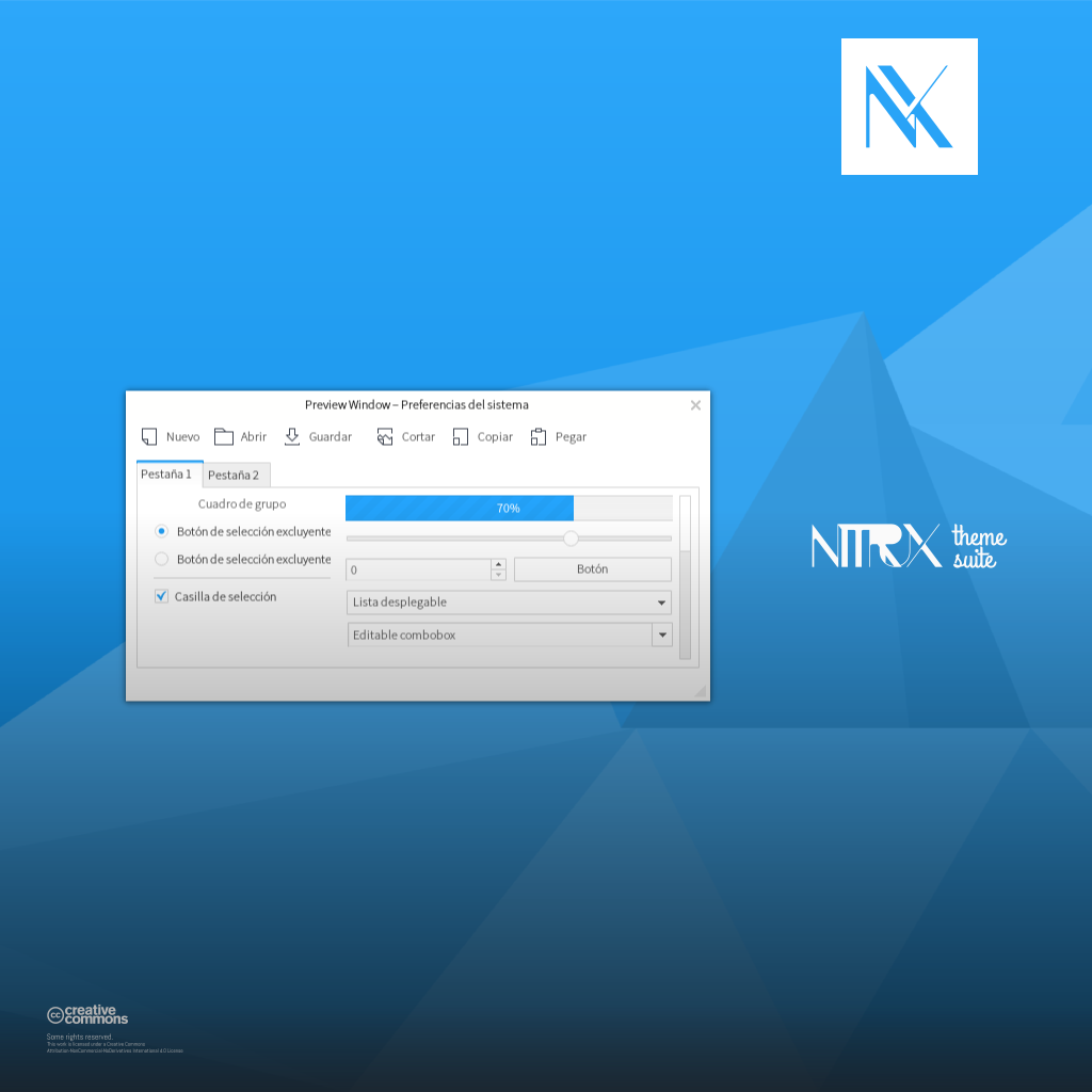 Nitrux KDE 4 Suite