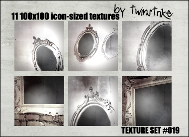 Texture Set 19 by twinstrikeish