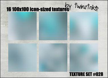 Texture Set 28 by twinstrikeish