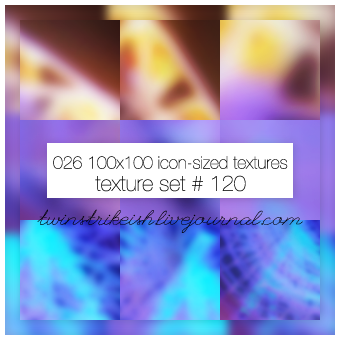 Texture Set 120 by twinstrikeish