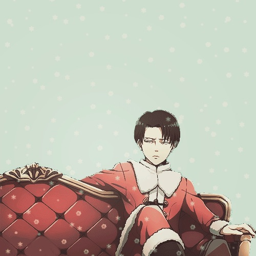 Mistletoe Mishap (Levi X Reader Christmas AU) by cinnabunny2002 on ...