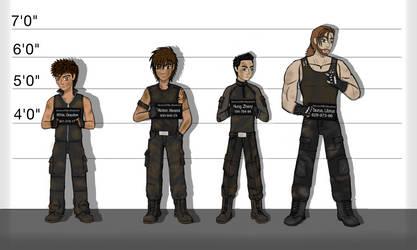Character Lineup