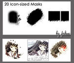 20 Icon Sized Masks