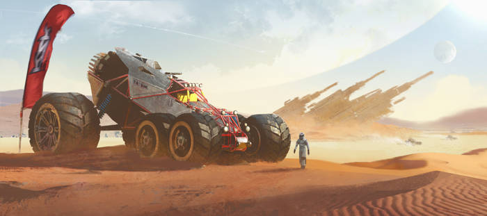 Rover by JonathanDufresne