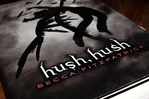 Hush Hush - Becca Fitzpatrick by MyHappinessLaali