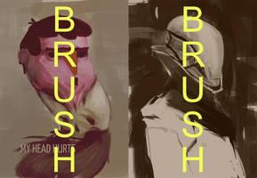 OilBrush by SandroRybak
