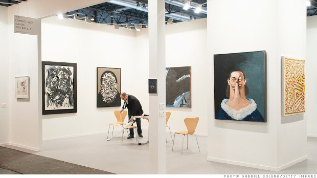 Reading Spain's economy through art sales by andersenjoseph2014