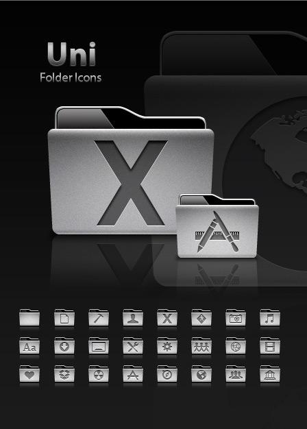Uni Folders Port For Win