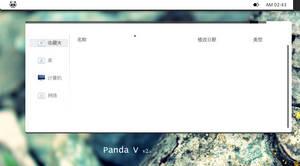 Panda V2 for Win7