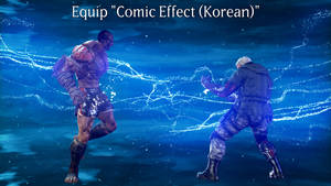 Noctis' Warp Drive Hit Effect for all characters