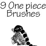 9 One piece brushes by CardTricks