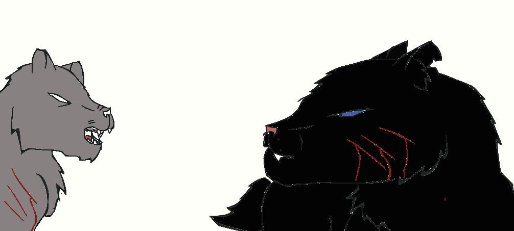 The wolf by SCOURGELOVESPIE