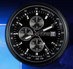Bergmann clock 1 by aist