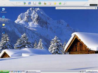 Winter 2006 Desktop Panel by aist