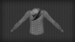Male Victorian Vest DL