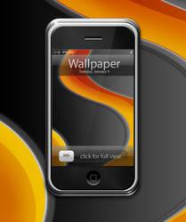 iphone wall sun