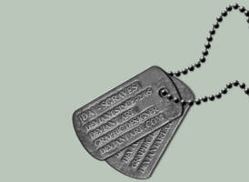 Dogtags PSD by sgraves