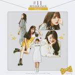 RENDER PACK #11 - Jeong EunJi 5P