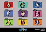 Nanatsu No Taizai Minimalistic Icon Pack