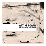 Artist Board Brushes