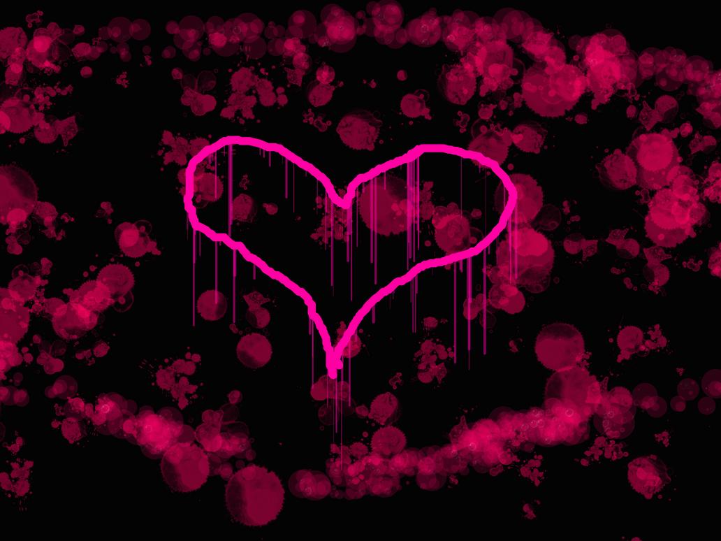 Creepy Heart by MelMuff