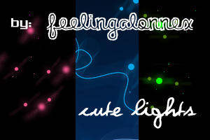 Texturas Lights by FeelingAlonnex