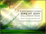 GREAT DAY WALLPAPER PACK