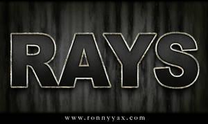 PSD RAYS TUTORIAL by ronnyyax