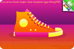 Converse Chuck Taylor PSD Temp