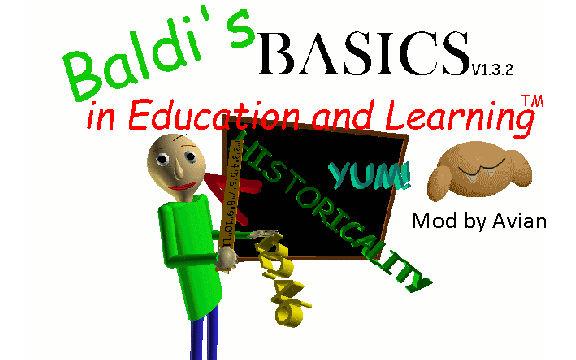 Baldi's Basics in Biology and Zoology (read desc)