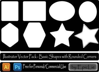 Ai Vector Pack_Basic Shapes