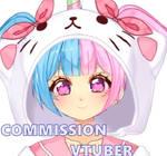 VTUBER -  Commission Open