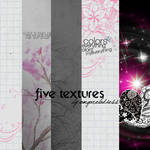 + more textures