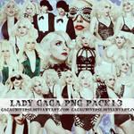 LADY GAGA PNG PACK 13