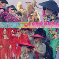 Lady Gaga Png Pack 28