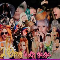 Lady Gaga Png Pack 29