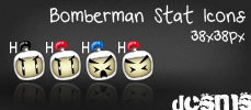 Bombermen Stat Icon by dcsms
