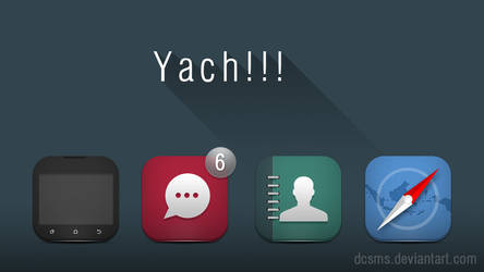 Icon Packs on Android-Users - DeviantArt