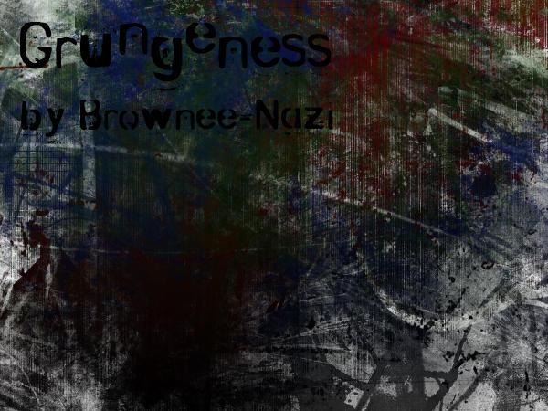 Grungeness Brushes by Brownee-Nazi
