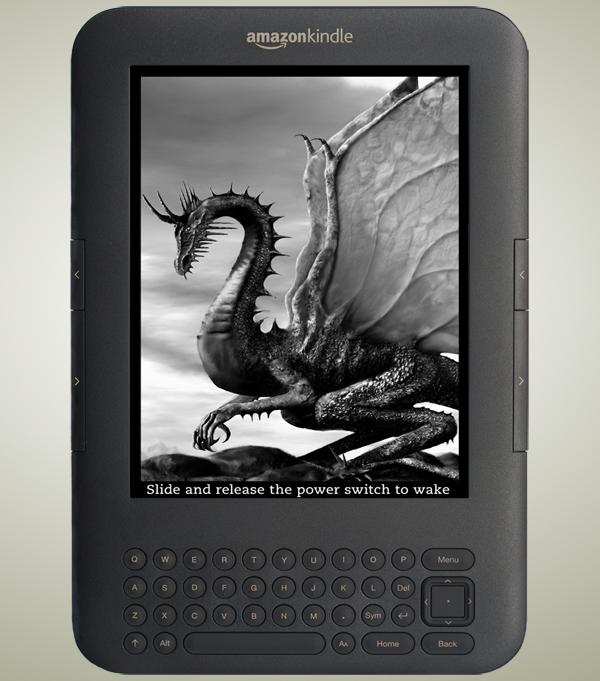 dragon screensavers for kindle by vamp kiss on deviantart