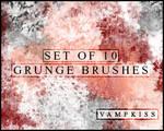 PS Grunge Brushes