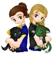 Nick and Em with Animals by Jace-Mereel